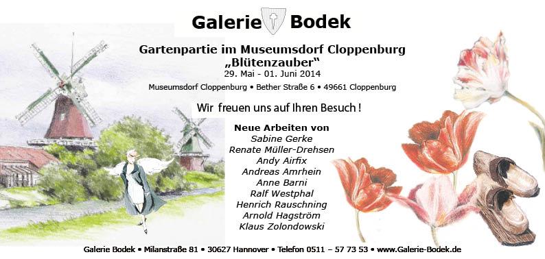 Einladung Cloppenburg 2014
